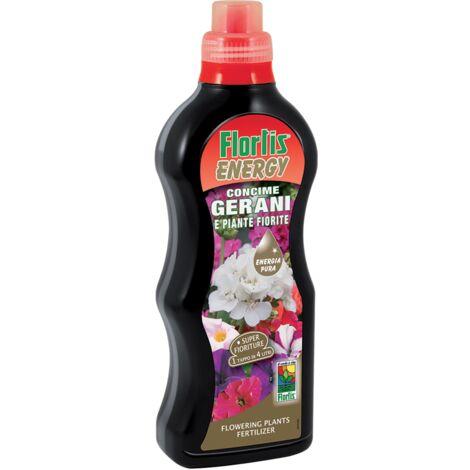 Concime Energy Piante Fiorite & Gerani 1,2 L