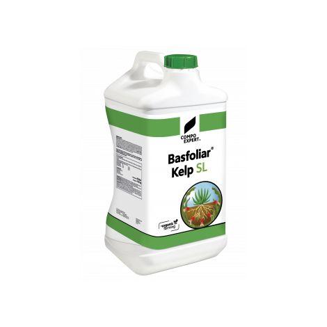 Concime Fogliare biostimolante naturale Basfoliar Kelp 1 litro