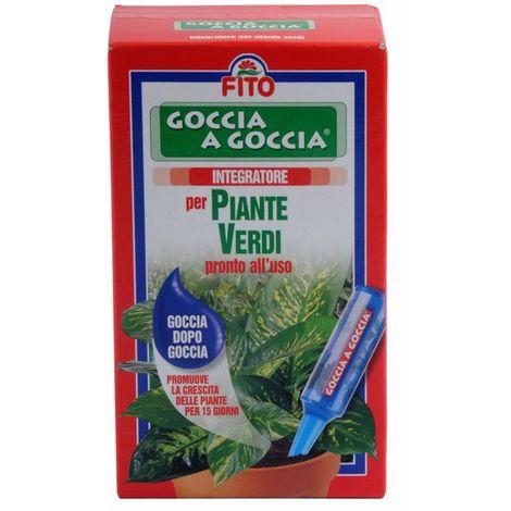 CONCIME GOCCIA GOCCIA PIANTE VERDI ml 32 Pz 6 FITO