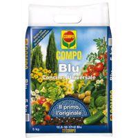 Concime Granulare Compo Blu Per Orto E Frutteto Sacco 5 Kg.
