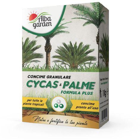 Concime granulare cycas e palme x 1 Kg