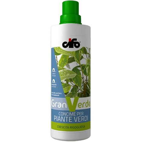 Concime granverde piante verdi