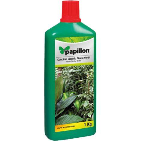 Concime Liquido Piante Verdi 1Kg-Papillon