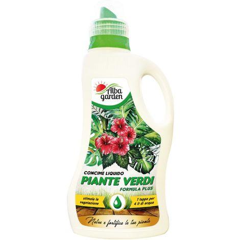 Concime liquido piante verdi x 1 Lt