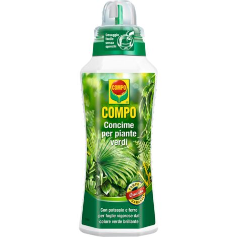 Concime per Piante Verdi Compo 1 lt