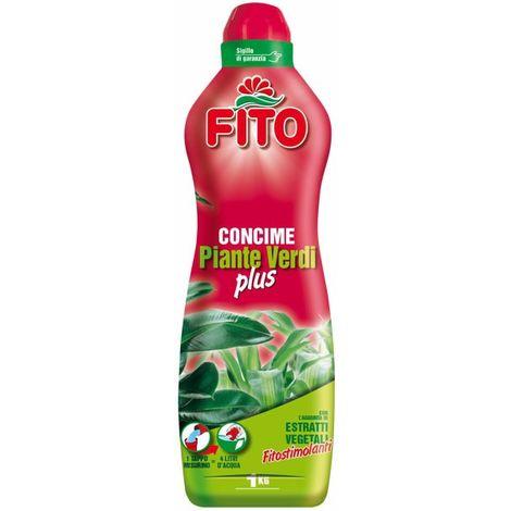 Concime Piante Verdi Plus Liquido Kg 1 Fito