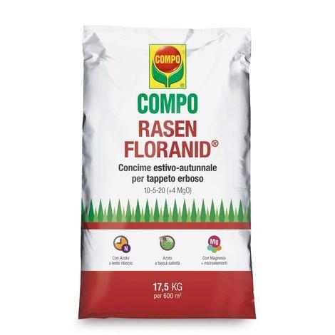 Concime Rasen Floranid Estivo-Autunnale 17,5 Kg - Compo