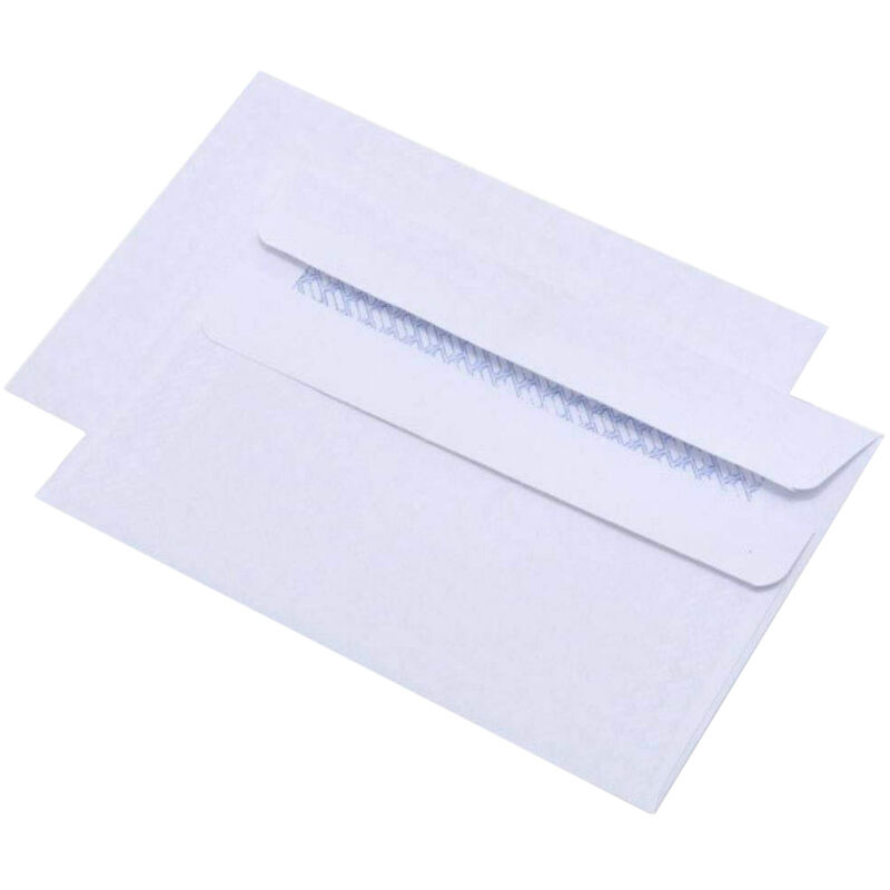 Image of C6 Self Seal Envelope (Pack of 20) (C6) (White) - Concord