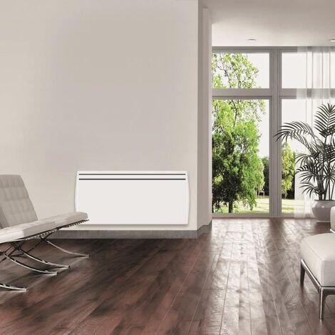 CONCORDE DESIGN SOFT C689807 - Radiateur Chaleur Douce - Horizontal 2000W - Coloris Blanc - Fabrication Française - Programmable