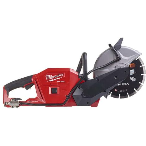 Concrete cutting machine MILWAUKEE M18 FUEL FCOS230-121 - 1 battery 12.0Ah - 1 charger 4933471697