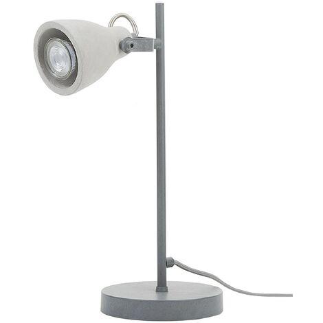 Concrete Table Lamp MISTAGO