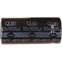 Condensador Electrolítico Ra.electr. capac. 1000uf 63 V 105° Fixapart