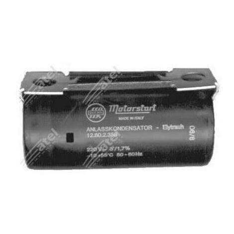 "main image of ""Condensador Motor Arranque 100-125uf 220vac Faston 12ag038 Ca100-125mf220v"""