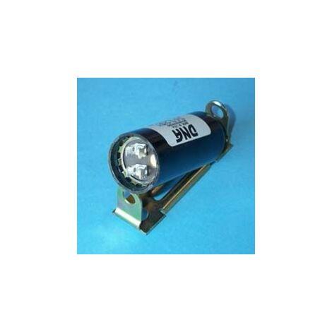 """main image of """"Condensador Motor Arranque 50-60uf 250vac Terminales Faston 12ag036 Ca50-60mf220v/fas"""""""