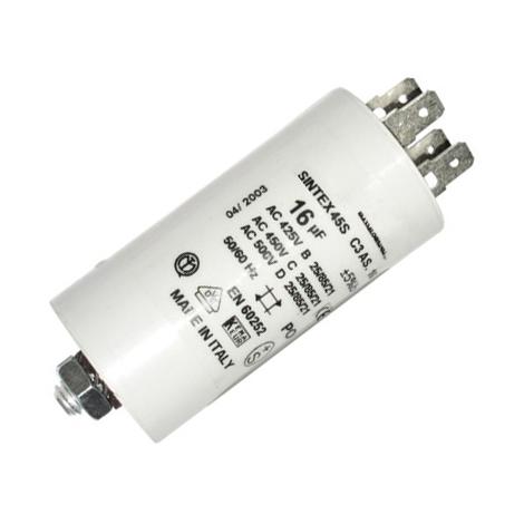 Condensador para aplicaciones especiales 12 CN (uF)