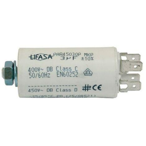 Condensadores de arranque para compresores -Disponible en varias versiones