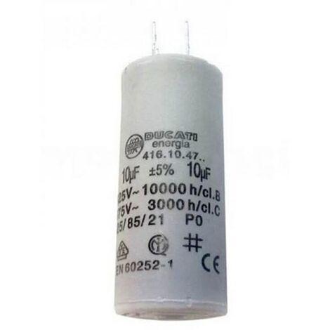 """main image of """"Condensateur 10µF 450V CAME 119RIR294"""""""