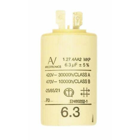 Condensateur 2.0uf 470vac - ELM LEBLANC : 87387029220