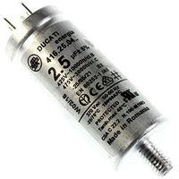 CONDENSATEUR 2,5µF 450 V POUR LAVE-VAISSELLE THOMSON - BRANDT