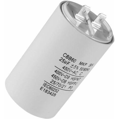 Condensateur 25mf (322561-47565) (9.085–013.0) Nettoyeur vapeur KARCHER
