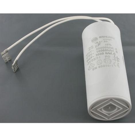 Condensateur 25uF cloture electrique Ako