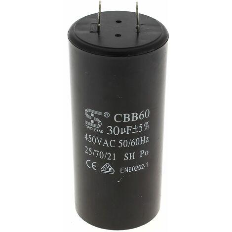 Condensateur 30µf 450v pour Nettoyeur haute pression Michelin, Nettoyeur haute pression Sterwins