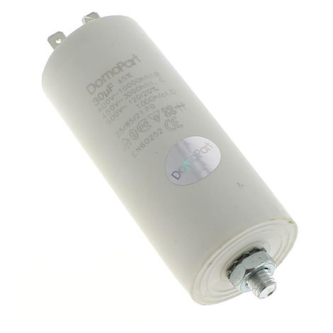 Condensateur 30µf pour Climatiseur Calor, Nettoyeur haute pression Fersen, Nettoyeur haute pression Lavor