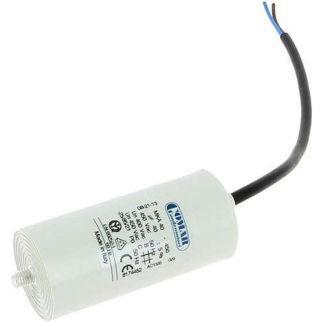 Condensateur 40 µF