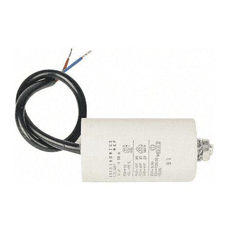 Condensateur 5 Mf Demarrage Compresseur 3779046 Pour REFRIGERATEUR