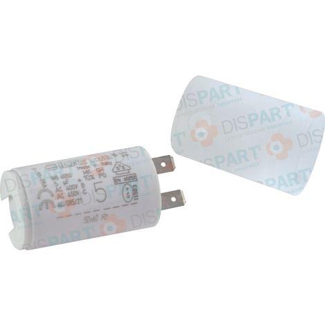 Condensateur 5Uf COUGAR Réf. S58209851