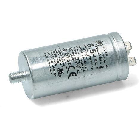 Condensateur 8 5 uf pour seche linge Ariston C00258619