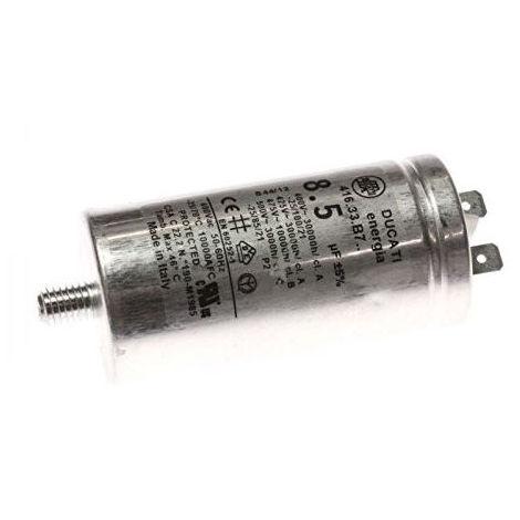 Condensateur 8.5 µf 400v