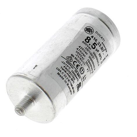 Condensateur 8,5µf pour Seche-linge Bosch, Seche-linge Ariston, Seche-linge Indesit