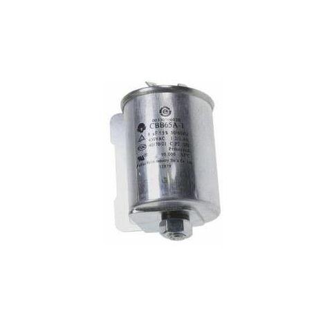 Condensateur 8mf CBB65A-1 (00330506020B) Sèche-linge 328145 HAIER