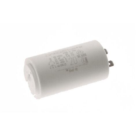 Condensateur 90850230 20 Mf 450 V 90850230 Pour NETTOYEUR HAUTE-PRESSION