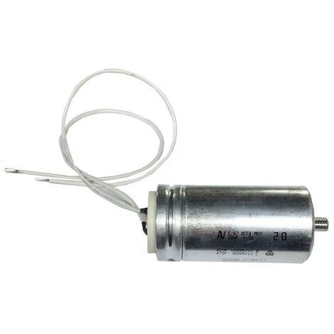 Condensateur Came ÁF 20MF avec câble et queue 119RIR278