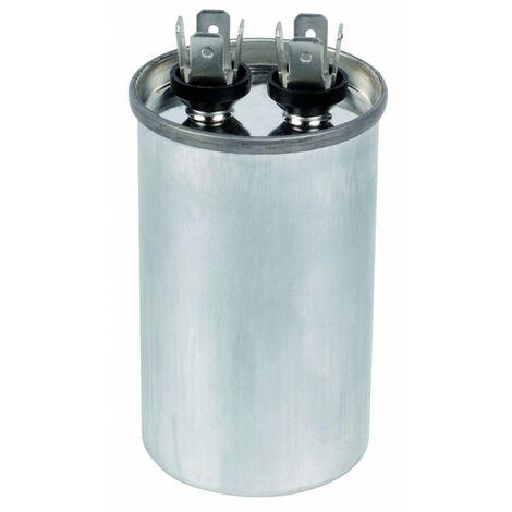 Condensateur climatisation pompe à chaleur 10 MF CBB65