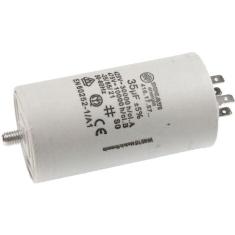 Condensateur 6,3uf 6,3 uf µf Condensateur de démarrage universel 450v Machine à laver