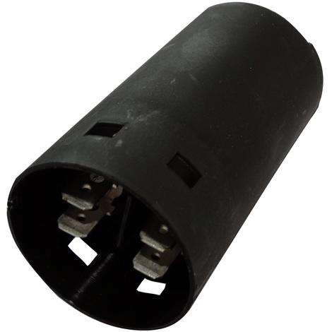 Condensateur de démarrage pour moteur 60µF 250V Ø36.5x68.5mm ±10%