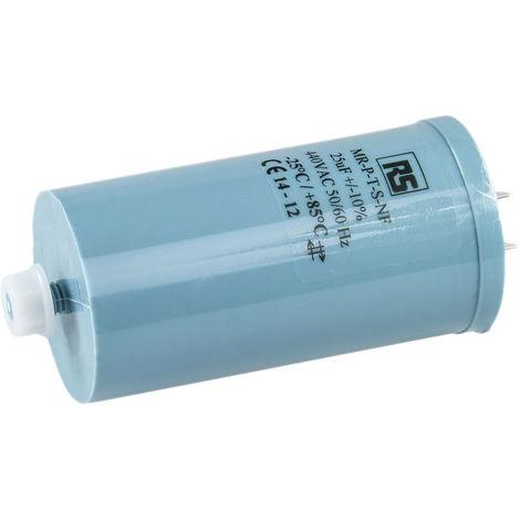 Condensateur Démarrage Moteur, 1μF, ±10%, 440V ac