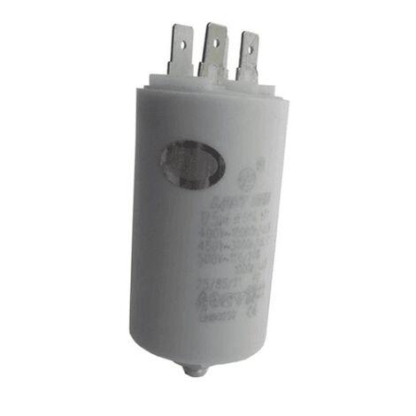 Condensateur Permanent 12.5µf 400/450v 246482 Pour LAVE LINGE