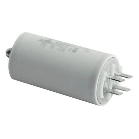 Condensateur Permanent 16 Mf 450v 284624 Pour LAVE LINGE