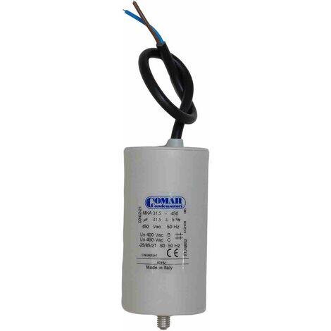"""main image of """"Condensateur permanent 31,5µF à fils"""""""