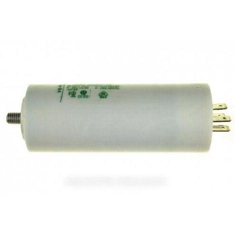 condensateur permanent 40 uf 450 v pour lave linge CONSTRUCTEURS DIVERS