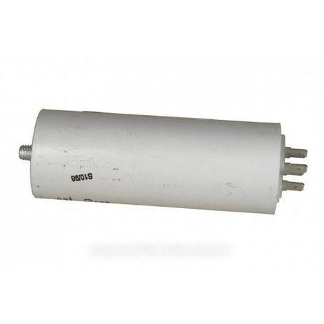 condensateur permanent 45 uf 450 v pour lave linge CONSTRUCTEURS DIVERS