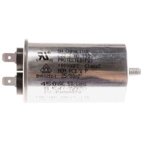 Condensateur Permanent 8.5 Mf 450 V 6121EL2001F Pour SECHE LINGE