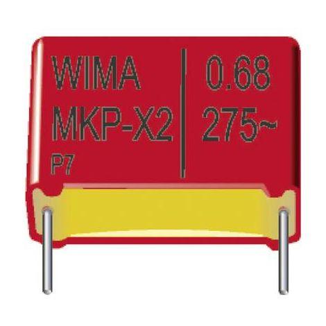100 CONDENSATEURS MKP 1 nF 47 nF 0,1 µF // 630 V Radiaux 22nF 10 nF