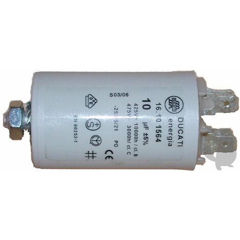 Condensateur universel 18 uf