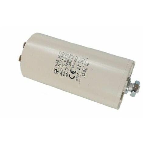 Condensateur universel 40 uf