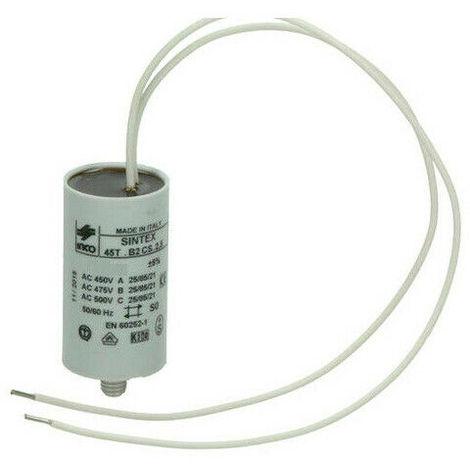 70//µF Condensatore permanente per motore a cavo